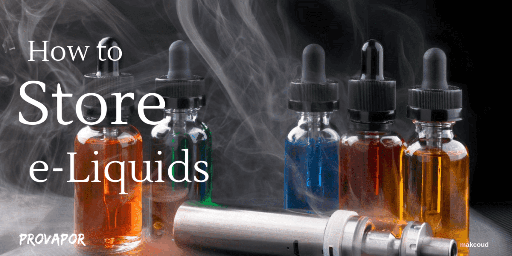 Does Vape Juice Expire? How to Store It