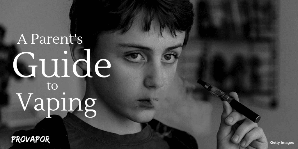 Parents Guide to Vaping