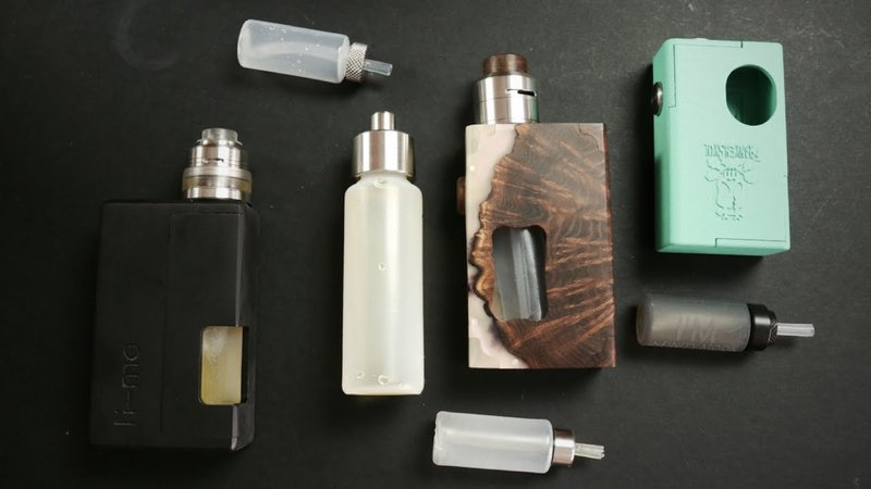 What is Squonking