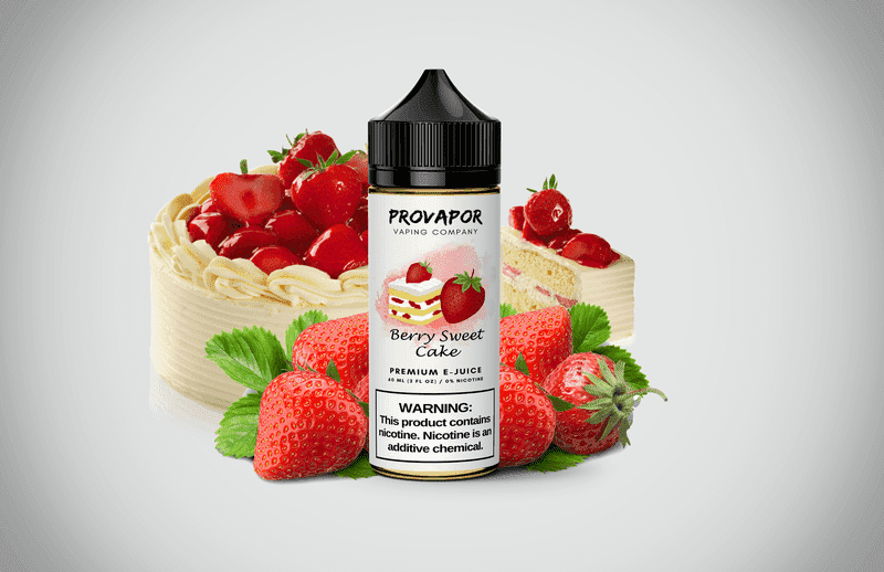 ProVapor Original Berry Sweet Cake