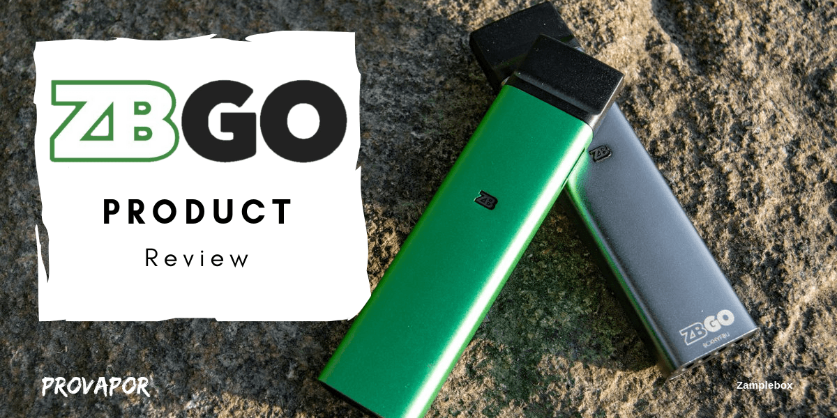 ZBGO Vape Pen Starter Kit Review