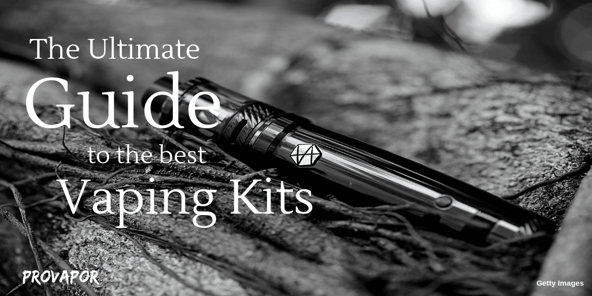 The Ultimate Guide to the Best Vaping Kits